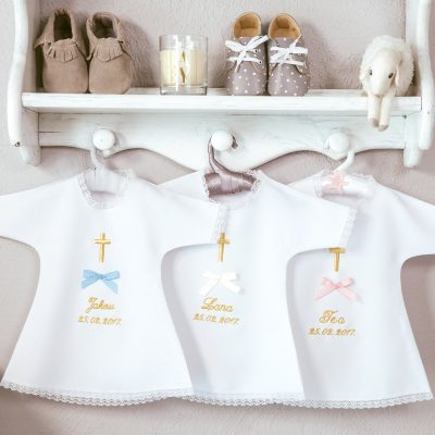haljinica krštenje