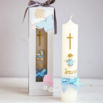 krsna svijeca krstenje