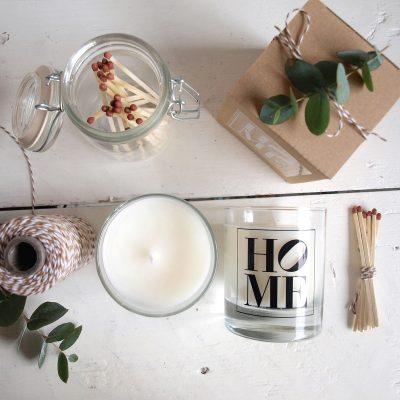 mirisna svijeća za kuću