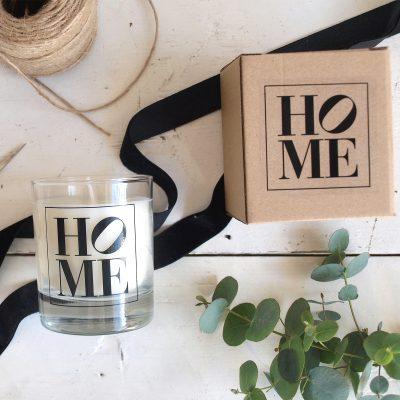 mirisna svijeća u čaši
