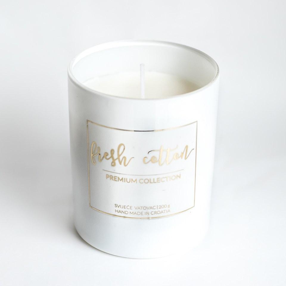 premium poklon paket mirisna svijeća