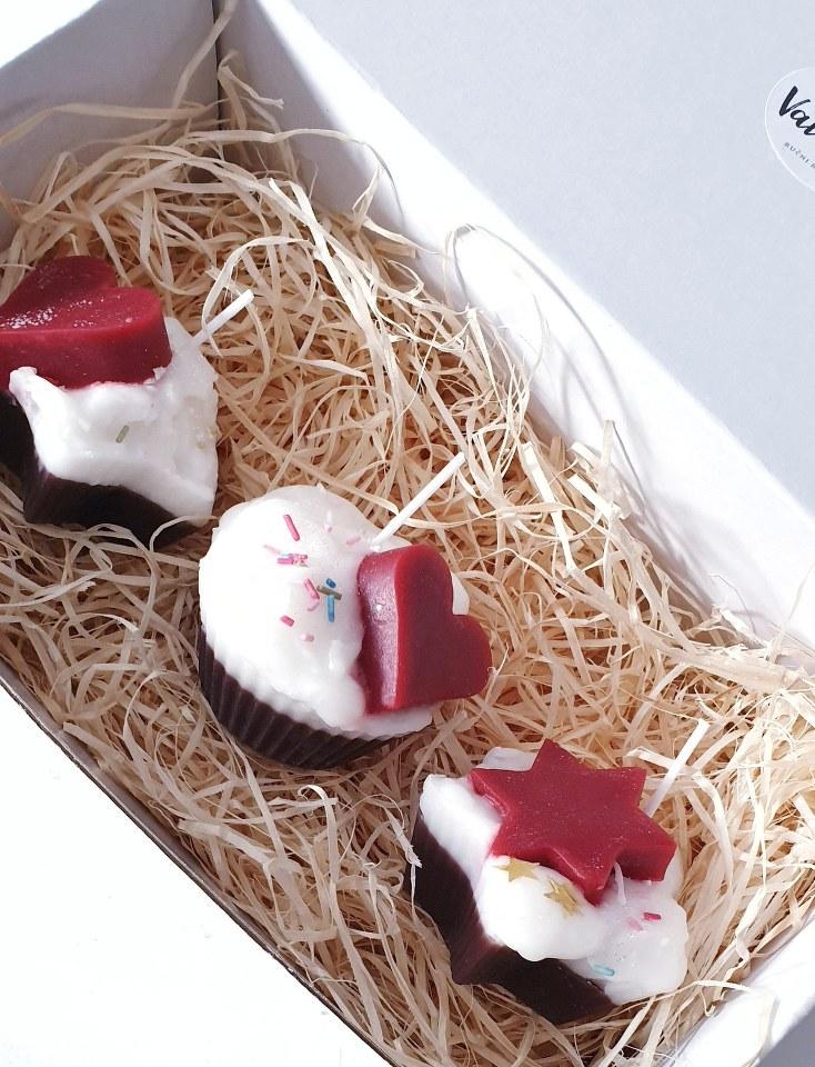 svijeća muffin cupcake