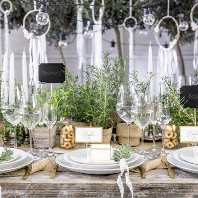 dekoracija stola zahvalnice