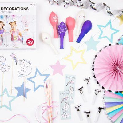 paket dekoracija za rođendan