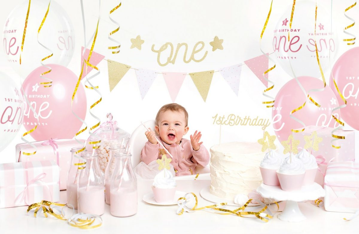 dekoracije za prvi rođendan