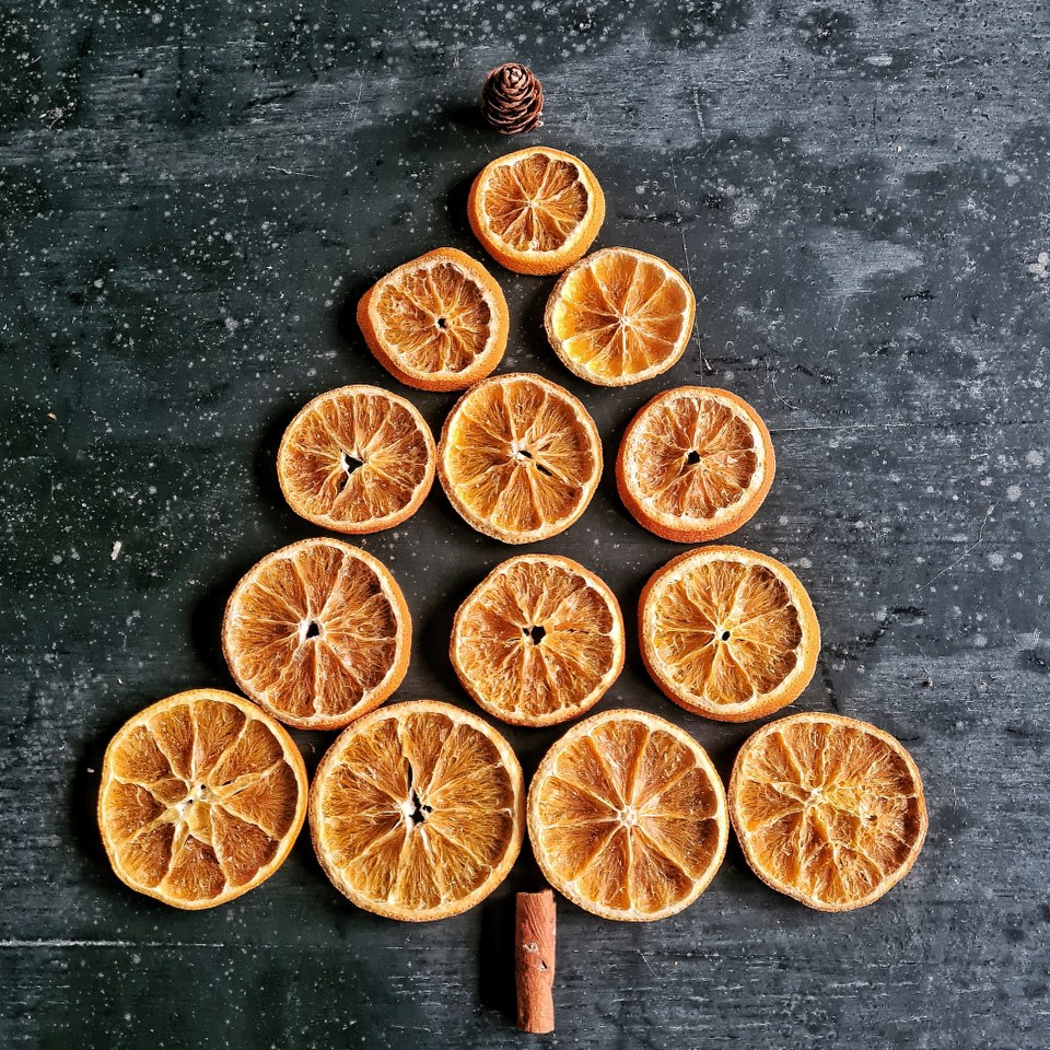 sušena naranča